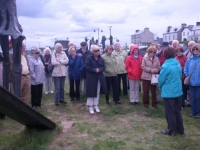 ckas-members-at-the-flight-of-the-earls-monument-at-rathmullan
