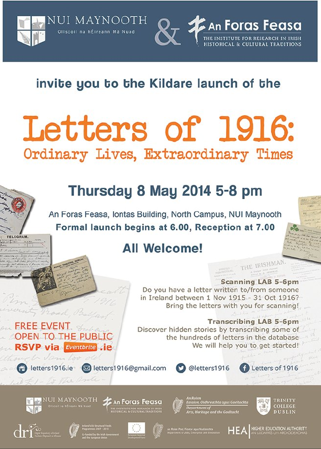 1916 Letters