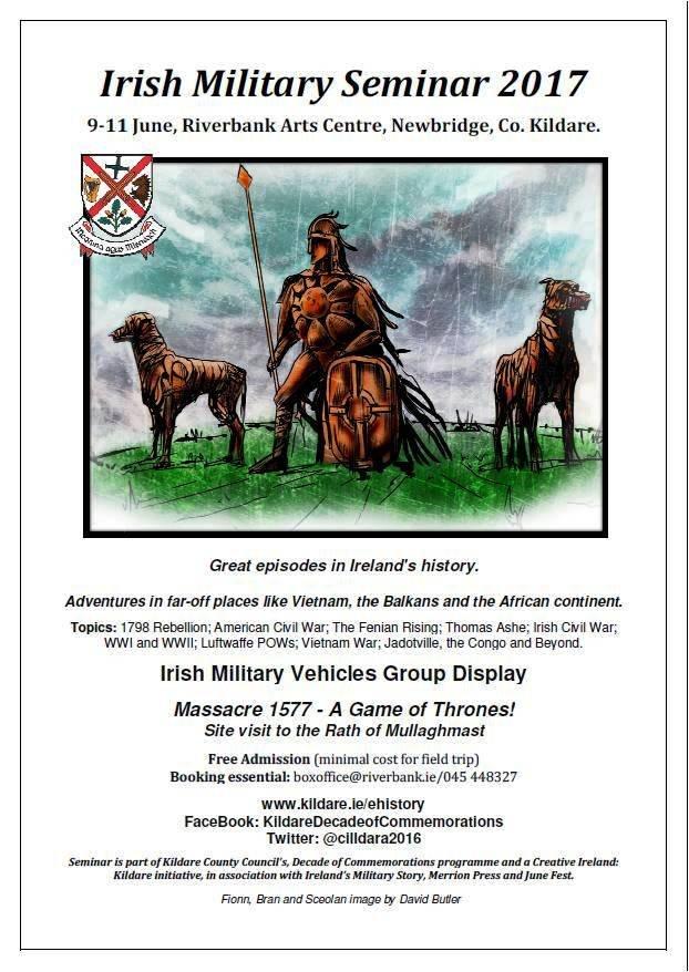 Military Seminar image poster