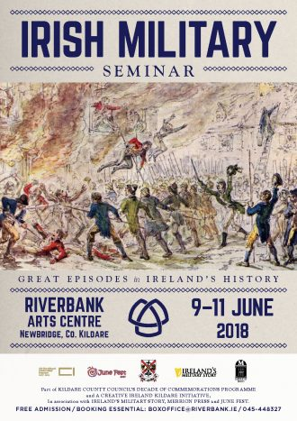 Irish Military Seminar @ Riverbank Arts Centre | Newbridge | County Kildare | Ireland