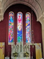 The Harry Clarke stained glass windows